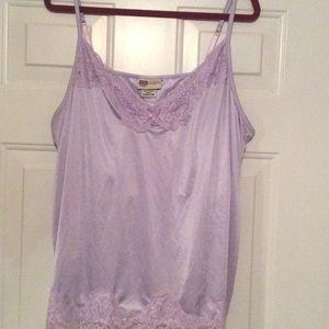 Tops - Lavender camisole